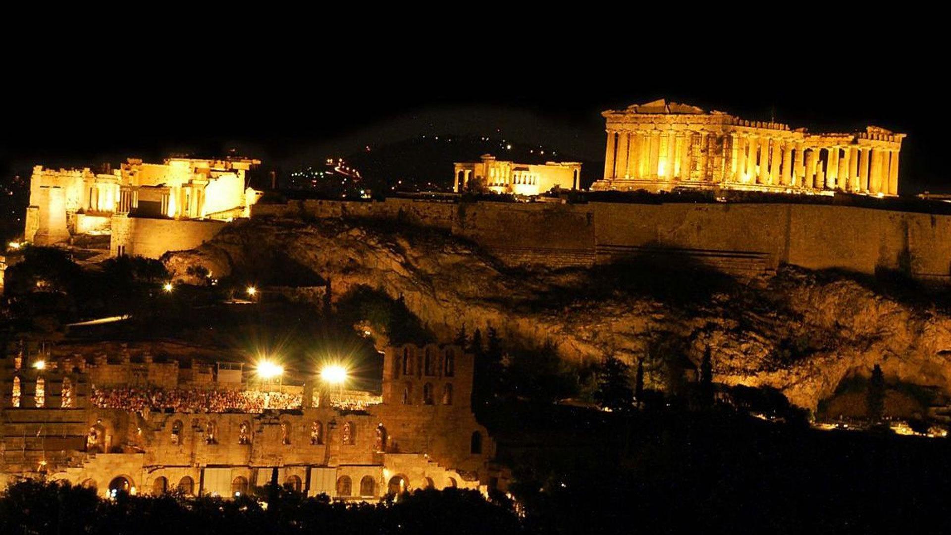 Athens, Acropolis & Parthenon - Certs-it