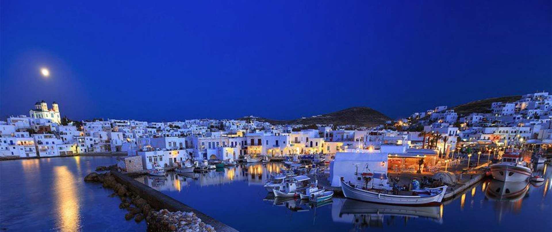 Hotels On Paros Island