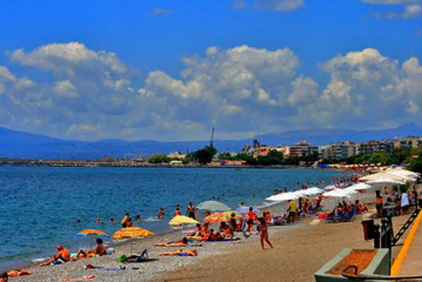 Παραλία Καλαμάτας, παραλίες με γαλάζια σημαία, Καλαμάτα – Certs-it !