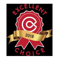 excellent choice 2018 symbol