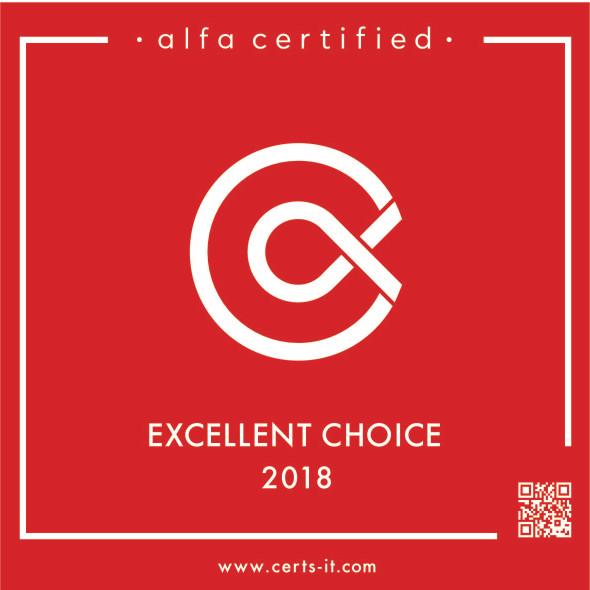 excellent choice 2018 sticker