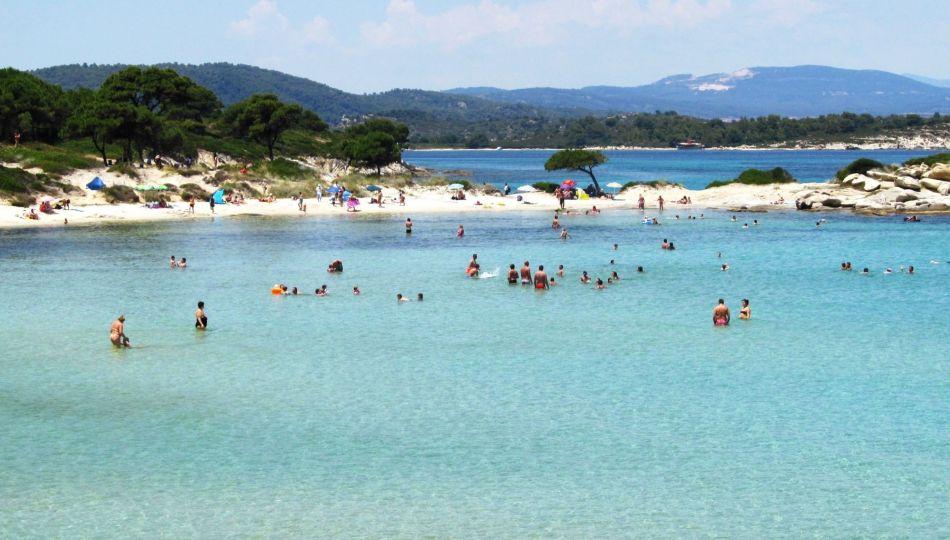 Παραλία Καρύδι, Σιθωνία, Χαλκιδική – Certs-it !