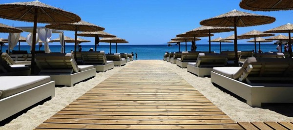 Lohan Beach House Mykonos